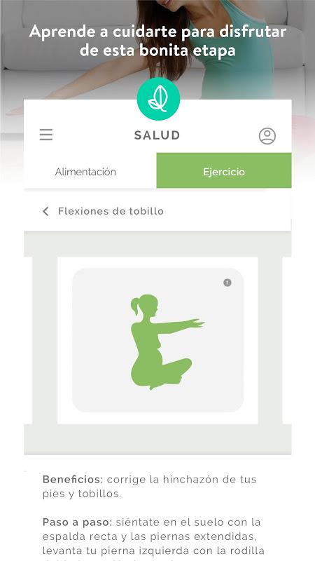 Mi embarazo al día: Seguimiento y control screenshot 2