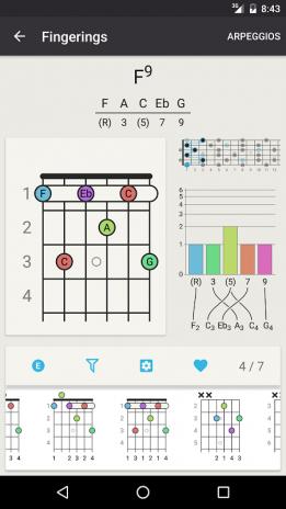 Chord Free Guitar Chords 42 Laden Sie Apk Für Android Herunter