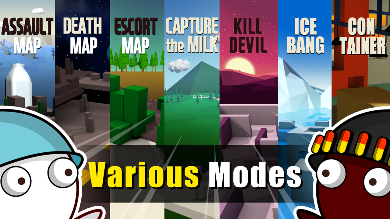 MilkChoco - Online FPS screenshot 19