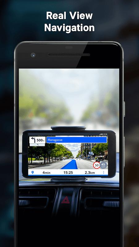 GPS Navigation & Maps Sygic screenshot 14
