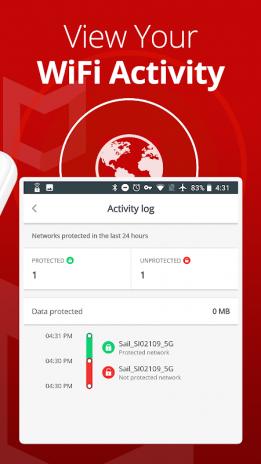 Safe Connect VPN: Proxy Wi-Fi Hotspot, Secure VPN 2 3 0 635