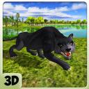 Wildkatze Simulator 3D Spiel