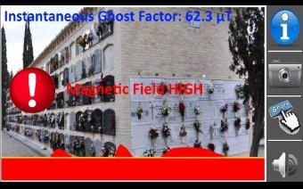 Ghost Detector Screenshot