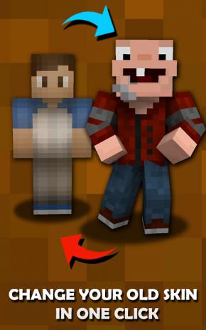 Noob Skins For Minecraft Download APK For Android Aptoide - Descargar skins para minecraft pe android gratis