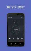 Solo VPN - One Tap Free Proxy Screen