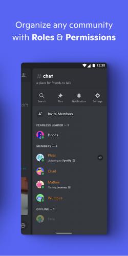 Discord - Chat para jugadores screenshot 2