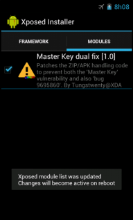 Master Key multi-fix screenshot 2