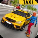 Simulador de estacionamento fácil de táxi de NY