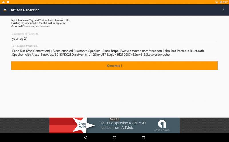 Affizon Generator screenshot 6