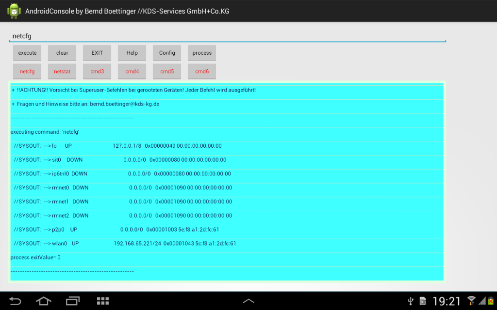 Android shell console download apk for android aptoide - Android console application ...