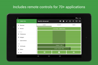 Unified Remote Screenshot