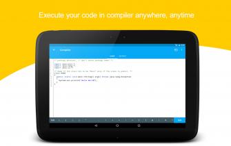Programming Hub, Learn to code Screenshot