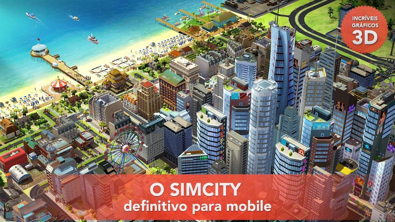 SimCity BuildIt screenshot 2
