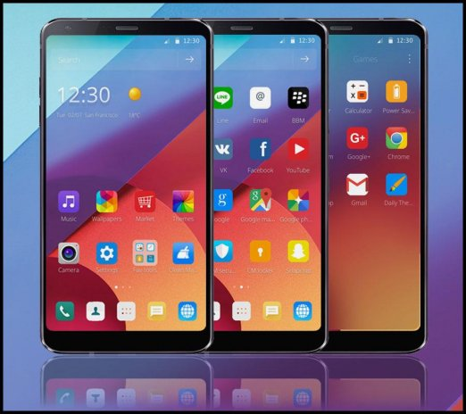 Theme for LG G6 1 1 8 Download APK for Android - Aptoide