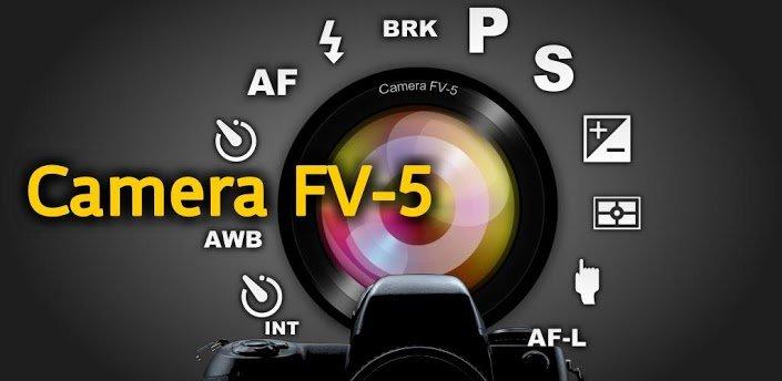camera fv 5 pro apk free download