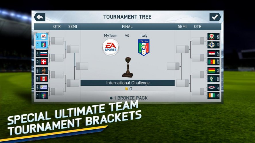 FIFA 14 by EA SPORTS™ screenshot 7