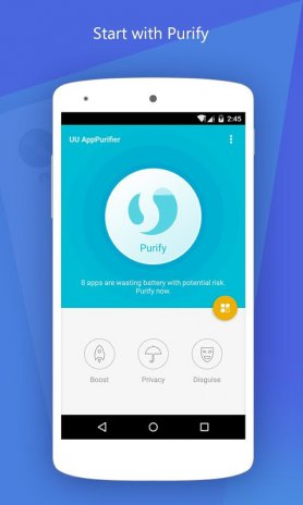 uu apppurifier apk 1.2.3 for android