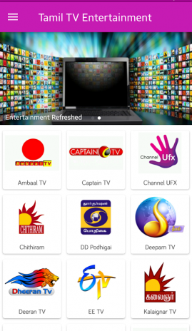 Tamil TV-LIVE 2 0 Download APK for Android - Aptoide