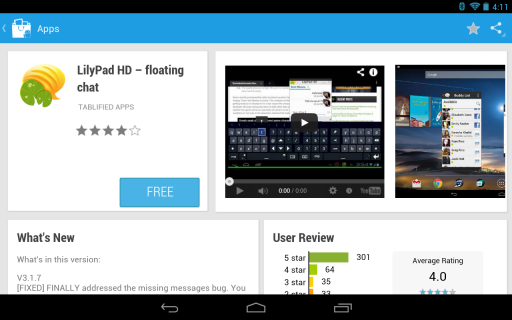 Tablified Market - Tablet Apps screenshot 11