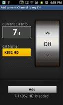 LG TV Remote Screenshot