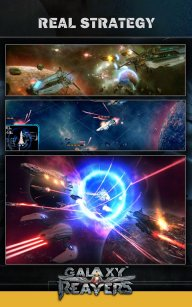 Galaxy Reavers - Space RTS screenshot 9