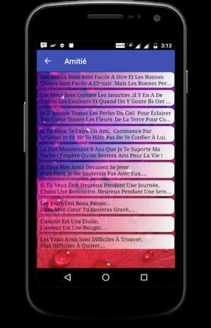 Messages Et Poemes Damour En Français 212 Download Apk For