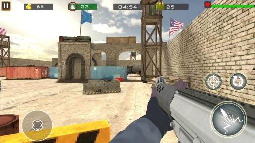Counter Terrorist - Gun Shooting Game screenshot 4