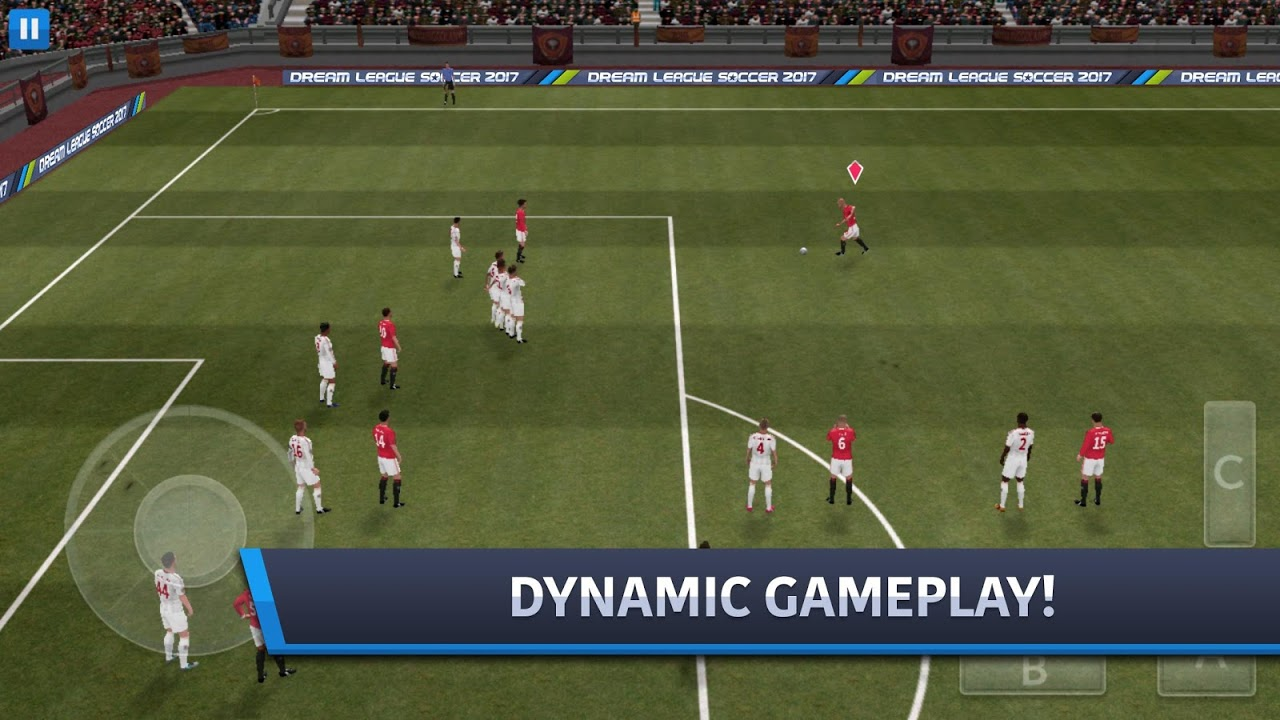 Dream League Soccer 2017 screenshot 12