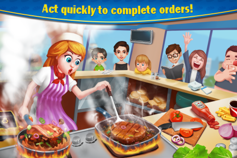 Crazy Cooking - Star Chef screenshot 9