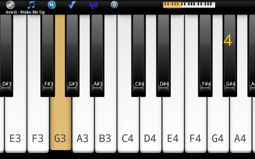 Piano Melody Free screenshot 14