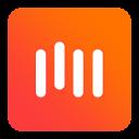 MUVIZ Nav Bar Audio Visualizer