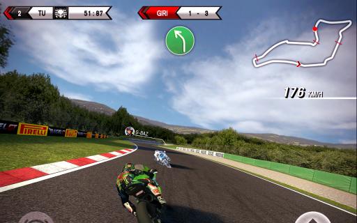 SBK15 Official Mobile Game screenshot 9