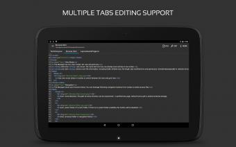QuickEdit Text Editor Pro Screenshot