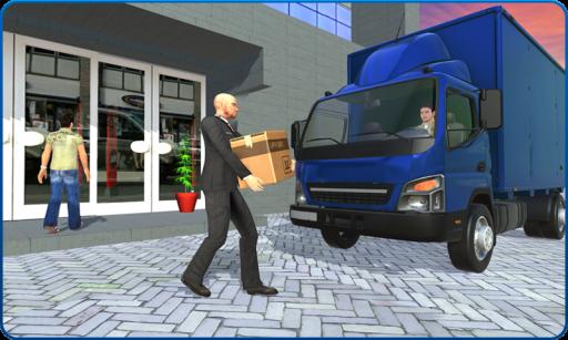 Bank Cash-in-transit Security Van Simulator 2018 screenshot 3