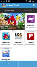 MyApps Wizard Screenshot