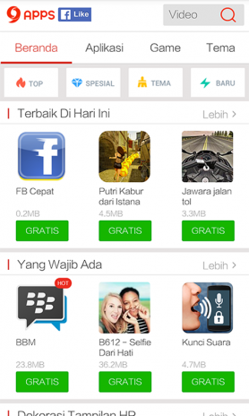 9Apps Lite 2 2 Download APK for Android - Aptoide