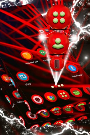 Red Threads Of Fate Launcher 1 264 13 12 Download APK for