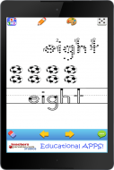 0-100 Kids Learn Numbers Game Screenshot