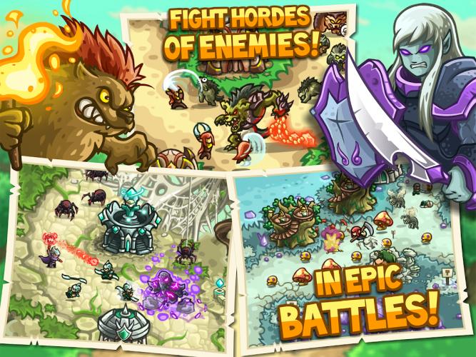 Kingdom Rush Origins screenshot 13
