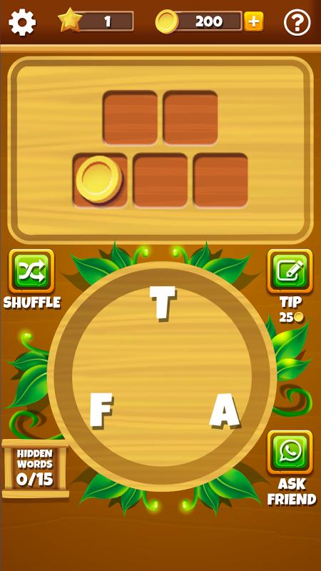 Word Jungle screenshot 2