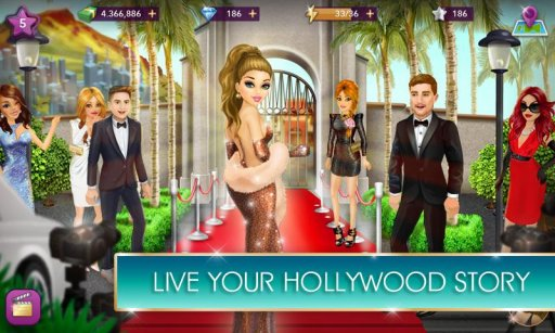 Hollywood Story screenshot 4