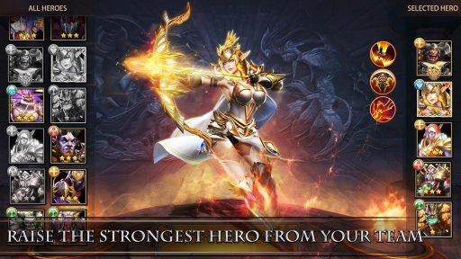 Trials of Heroes: Idle RPG screenshot 2
