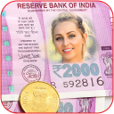 Indian Currency Photo Frames