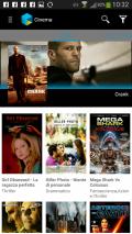 Cubovision mobile Screenshot