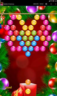 Bubble Christmas screenshot 4