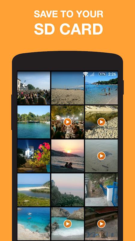 Horizon Camera screenshot 2