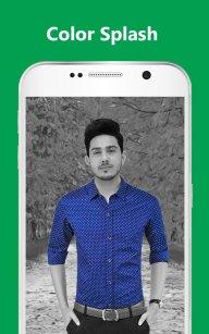 Man Formal Shirt Photo Suit Maker screenshot 15