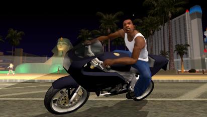 grand theft auto san andreas screenshot 12