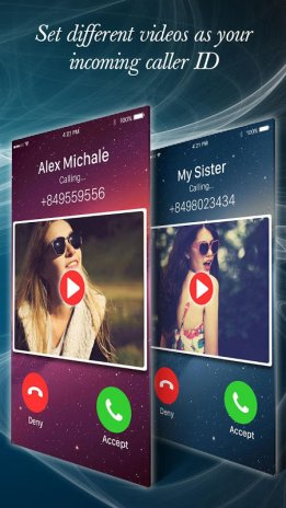 Video Caller ID - Full Screen 1 3 5 Download APK for Android
