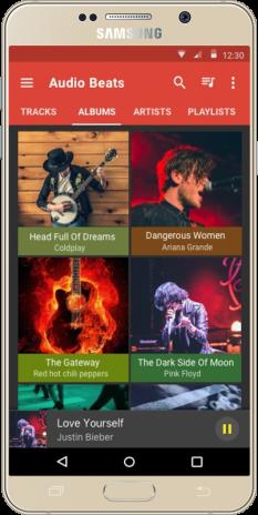 Audio Beats Pro v1 1 Descargar APK para Android - Aptoide